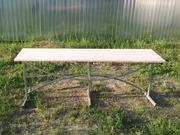 Лавки и столы для дачи