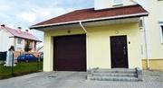 Подъемные-секционные ворота для гаража